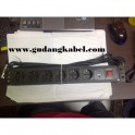PDU 6 Outlets Germany-Type 16A, with Switch On/Off & Surge Protector