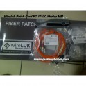 WireLuk Patch Cord ST-LC 50Mic Multi Mode 3Mtr